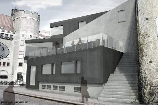 Arkitektur av Jimmy Bussenius