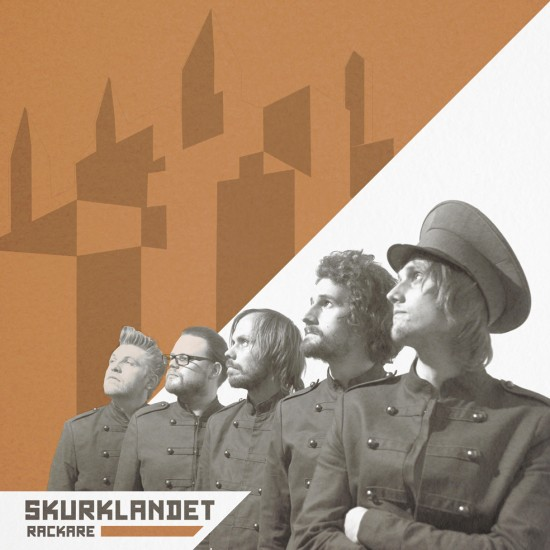 Cd album cover 2011 (Skurklandet)